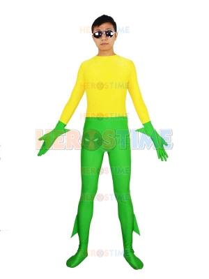 DC Comics Aquaman Spandex Superhero Costume