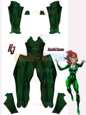 DC Comics Classic Mera Girls Cosplay Costume