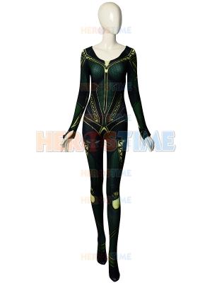 DC Comics Mera Justice League Costume