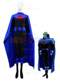 Justice Lords Martian Manhunter Martian Superhero Costume
