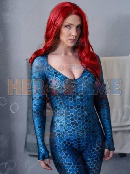Aquaman Film 2018 Version Queen Mera Suit