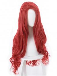 Mera Wig Aquaman Film Version Mera Cosplay Wig