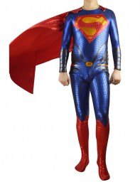 2013 Man of Steel Superman Superman Costume