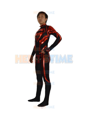 Black & Red DC Comics Superman Superhero Costume
