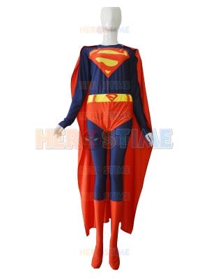 2014 Newest Superman Superhero Costume