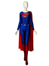 Superman Suit Man Of Steel Superman Costume With Cape