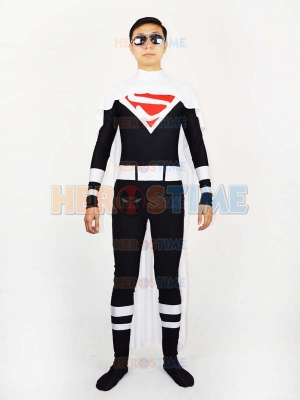 Justice Lords Superman Spandex Superhero Costume