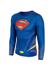Newest Superman New Men's 3D Quick Dry T-shirt