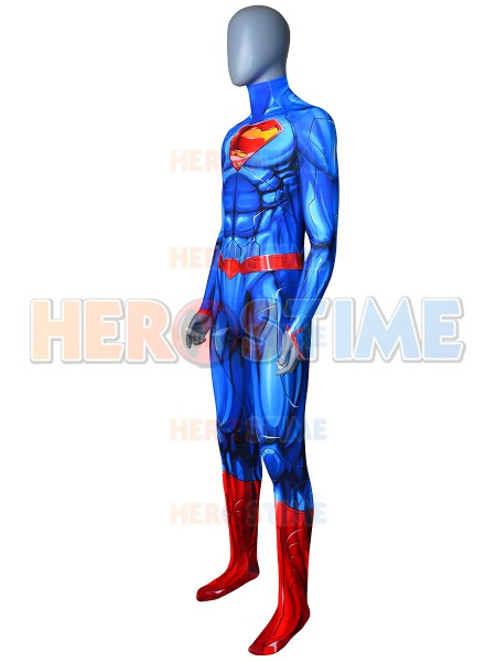 sc 1 st  Herostime.com & Superman Costume New 52 Version Superman Cosplay Costume