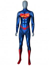 Superman Costume Shiny Superman Costume