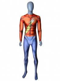 The Flash Jason Garrick Classic Mens Superhero Costume
