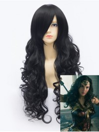 80cm 2017 New Film Wonder Woman Cosplay Wig
