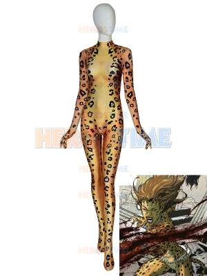 Cheetah Costume Wonder Woman 1984 Supervillain Costume