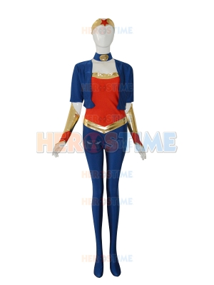 DC Comics Wonder Woman Spandex Superhero Costume