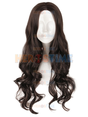 Wonder Woman Wig Wonder Woman Film Version Brown Cosplay Wig