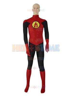 Custom Red Green Lantern Design Superhero Costume