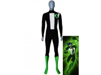 Green Lantern Custom Version Spandex Superhero Costume