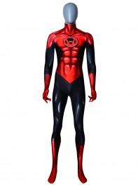 Red Lantern Corps 3D Printed Red Lantern Costume No Eyemask
