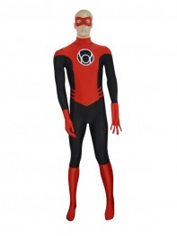 Red Lantern Corps DC Comics Mens Superhero Costume