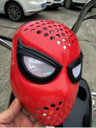 Red Spider-Man Resin Faceshell