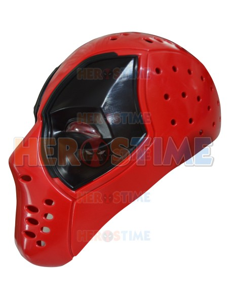 Deadpool Cosplay Accessories Resin Faceshell
