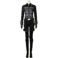 Black Widow Avengers Infinity War Version Cosplay Costume