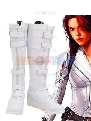 Black Widow Shoes 2020 Movie Black Widow Cosplay Boots