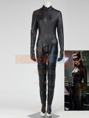 Batman: The Dark Knight Rises Catwoman Cosplay Costume