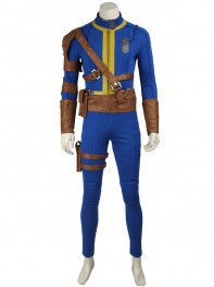 Fallout 4 Costume Sole Survivor Cosplay Suit