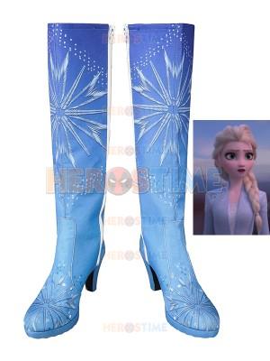 Frozen 2 Cosplay Elsa Cosplay Boots