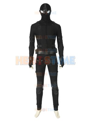 Spider-Man PS4 Stealth Suit Spider-Man PS4 Cosplay Costume