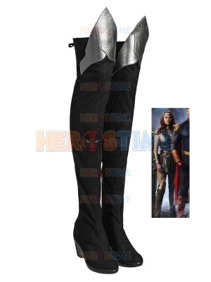 The Boys Cosplay Queen Maeve Cosplay Boots