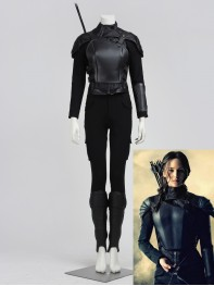 The Hunger Games Katniss Everdeen Cosplay Costume