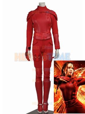 The Hunger Games Mockingjay Part 2 Katniss Everdeen Cosplay Costume