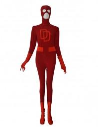 Daredevil Marvel Comics Red Custom Superher Costume