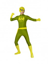 Iron Fist Marvel X-men Superhero Costume