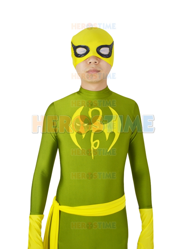 iron fist costumes