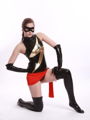 Marvel Comics Ms. Marvel Superhero Costume