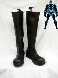Marvel Comics Black Bolt Superhero Boots