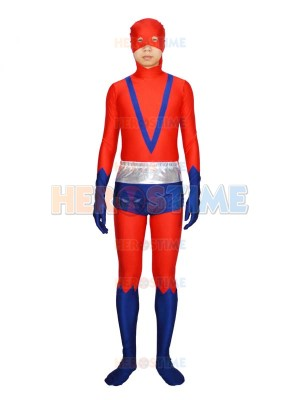 Marvel Comics Giant Man Spandex Superhero Costume