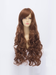 Marvel Comics Scarlet Witch Brown Superhero Wig