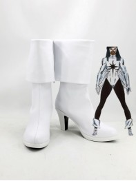 Monica Rambeau Marvel Comics Female Superhero Cosplay Boots