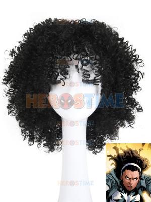 Monica Rambeau Cosplay Wig