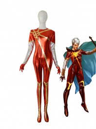 Phyla Vell Captain Marvel Martyr Female Superhero Costume