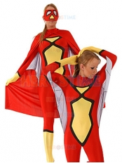 Marvel Comics Spider-Woman Spandex Superhero Costume