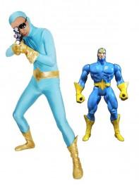 Marvel Comics Antihero Starhawk Spandex Superhero Costume