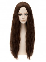 The Avengers Scarlet Witch Nut Brown Cosplay Wig