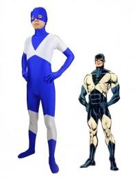 Marvel Superhero Vance Astro Spandex Superhero Costume