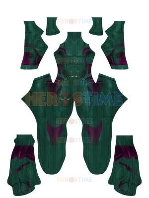 Vision Undersuit Wandavision Version Costume