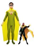 Marvel Comics The Vision Jonas Spandex Superhero Costume